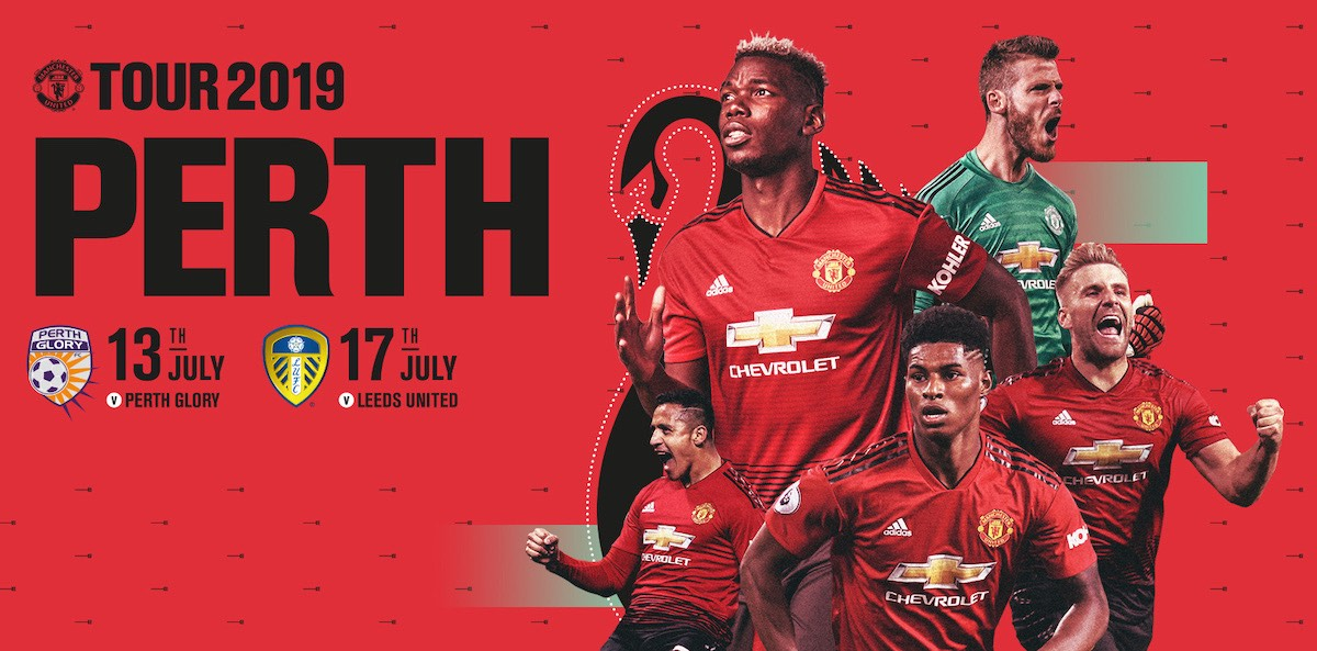 Manchester United Perth Tour