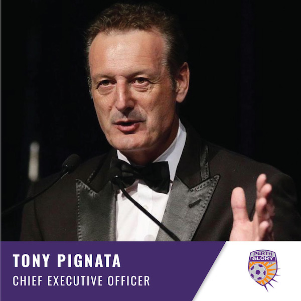 Tony Pignata - Perth Glory