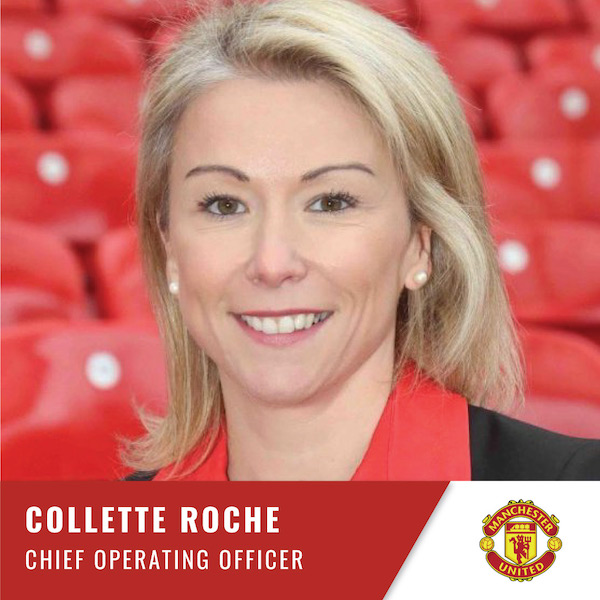 Collette Roche - Manchester United