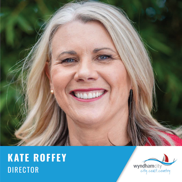 Kate Roffey - Wyndham City