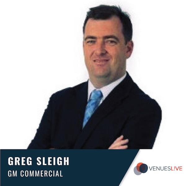 Greg Sleigh - VenuesLive